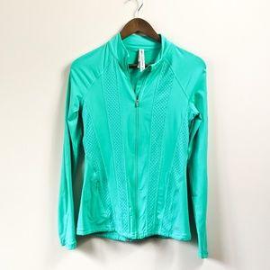 LORNA JANE Zip Up Track Jacket